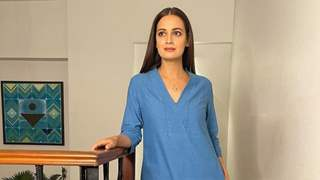 """Dia Mirza went to work leaving her five-month-old son at home, says – """"It was very difficult"""""""