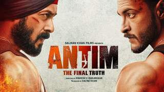 Salman Khan's action film Antim: The Final Truth to go for theatrical release