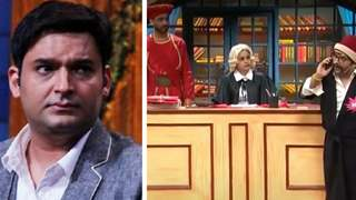 FIR filed against 'The Kapil Sharma Show' for showing actors drinking in a courtroom scene