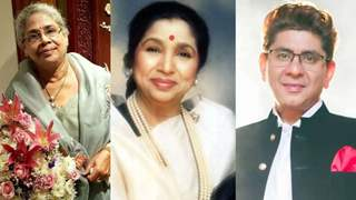 Legendary singer Asha Bhosle is all praises for Rajan Shahi's 'Anupamaa