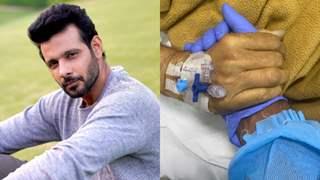 Viraf Phiroz Patel's father passes away