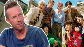 """Coldplay's Chris Martin on collaboration with BTS: 'It's so special"""""""