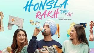 Honsla Rakh trailer review: Diljit Dosanjh, Shehnaaz Gill, Sonam Bajwa impresses us with their perfect comedy