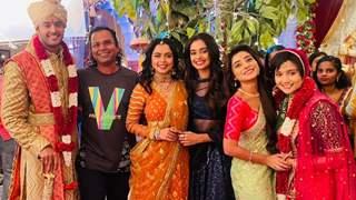 Shubra, Rani, Mahi and Prachi make a grand entry at Meet's wedding in Zee TV show 'Meet'