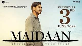 Ajay Devgn starrer Maidaan is set to release on 3rd June 2022