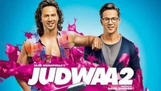Varun Dhawan's 'Judwaa 2' marks 4 years of release