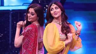 Shilpa Shetty Kundra and Tabu reminisce about their 25 yearlong friendship on Super Dancer Chapter 4!