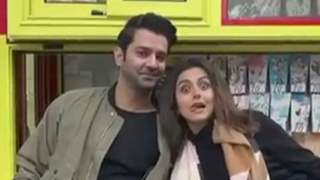 Ridhi Dogra & Barun Sobti pair up together for ALTBalaji's  - A COLD MESS!