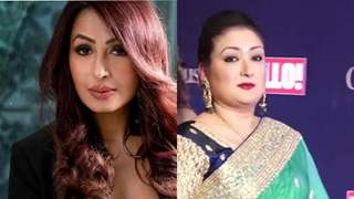 Kashmera Shah takes an indirect dig at Sunita for calling her 'bad daughter-in-law'