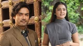 Cast and crew of Zee TV show 'Tera Bina Jeeya Jaaye Naa' shoot for a grand promo