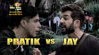 BB 15: Pratik & Jay get into a physical altercation after he hides a map