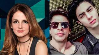 Hrithik Roshan's ex-wife Sussanne comes out in support of SRK-Gauri amid Aryan Khan drug case