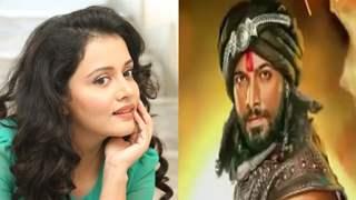 Sulagna Panigrahi on being impressed with co-star Ssharad Malhotra on 'Vidrohi'