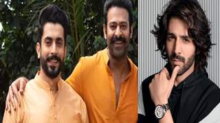 Prabhas wishes Sunny Singh on birthday; Kartik Aaryan asks why did he lie to him?