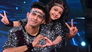 Super Dancer Chapter 4: Tushar Shetty and Florina Gogoi win the title