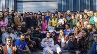 Rakul Preet and Akshay Kumar celebrate as they wrap up 'Production 41'