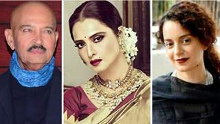 Rakesh Roshan, Kangana Ranaut all praise for Rekha on her 67th birthday