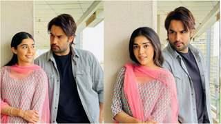 Vivian Dsena and Eisha Singh talk about their Colors show 'Sirf Tum'