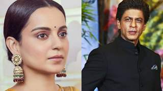 Kangana takes an indirect dig at SRK, Reminds how Jackie Chan had apologized for his son's arrest in drug case