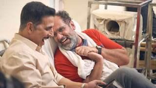 Akshay Kumar wraps up shooting for Aanand L Rai's Rakshabandhan