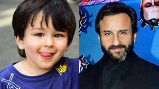 """""""After the birth of Jeh there is definitely a change in Taimur, he is more responsible now"""": Saif Ali Khan"""