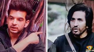 BB 15: Karan feels betrayed by Vishal; confronts him