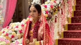 I felt as if it was my real wedding: Aanchal Goswami on turning Bengali bride for Rishton Ka Manjha