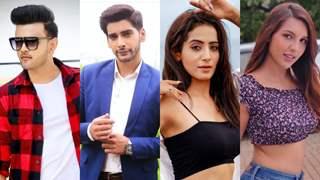 Nived Tiwari, Akshit Sukhija, Nikita Tiwari and Nibedita Pal in Zee5's next 'Janpad Gonda'
