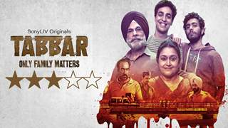 'Tabbar' tries to go the 'Drishyam' route but is only half-successful