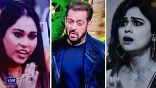BB 15: Salman slams Afsana for her behavior; Afsana & Shamita get into the ugliest fight