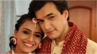 Niyati Joshi aka Suwarna posts a heartfelt post as Mohsin Khan exits from 'Yeh Rishta Kya Kehlata Hai'