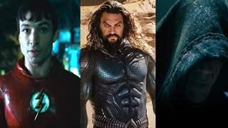 DC Fandome Highlights: 'Flash', 'Aquaman 2', 'Black Adam' & more trailers and announcements