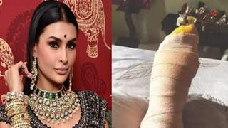 Pavitra Punia on three weeks of bed rest after she injures her foot