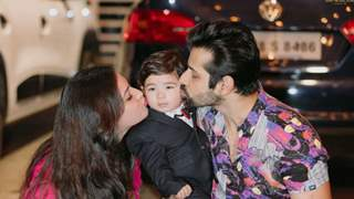 Kunal Verma & Puja Banerjee share images from son Krishiv's 'Boss Baby' themed celebration