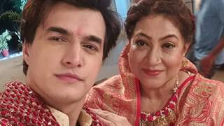 As Mohsin Khan exits 'Yeh Rishta...', Swati Chitnis pens an emotional note on shooting without him