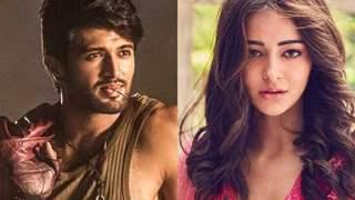 Vijay Deverakonda showers praise on 'Liger' co-star Ananya Panday