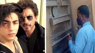 NCB now raids at Shah Rukh's home, Mannat