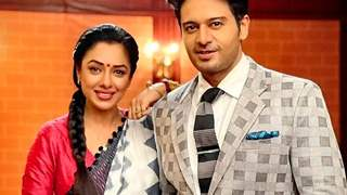 Gaurav Khanna on chemistry with Rupali Ganguly: I like people who are funny, and I think that thing is showing