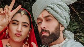 Nakuul Mehta throws light on his off-screen rapport with Disha Parmar