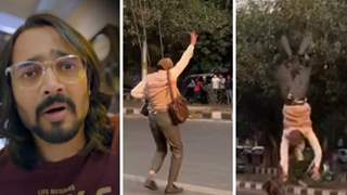 How a stunt gone wrong led to immense pain for Bhuvan Bam on 'Dhindora' sets