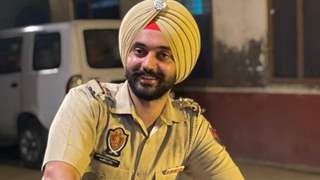 Paramvir Singh Cheema on playing a cop in Tabbar