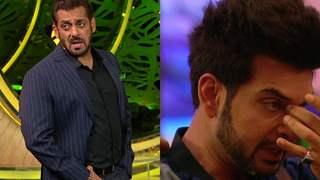 Bigg Boss 15: Karan Kundrra breaks down while Salman asks him about the violence against Pratik