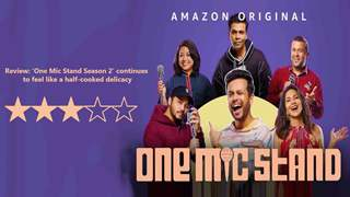 Review: 'One Mic Stand' Season 2 continues to feel like a half-cooked delicacy