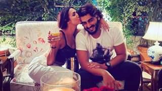 Arjun Kapoor pens down an adorable wish for girlfriend Malaika Arora on her birthday