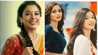 Anupamaa to introduce Akshara and Arohi of Yeh Rishta Kya Kehlata Hai