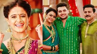 Hatred for Sai makes Sonali and Omkar decide to leave Chavan house in 'Ghum Hai Kisikey Pyaar Meiin'