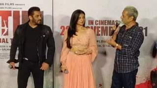 Salman Khan on how Mahesh Manjrekar kept shooting 'Antim' despite battling cancer
