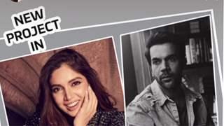 Anubhav Sinha to cast Bhumi Pednekar opposite Rajkummar Rao in upcoming social drama Bheed