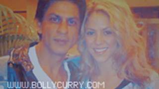 Shakira and SRK to groove together!