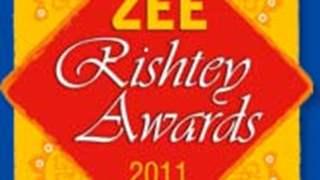 TV stars dazzle at Zee Rishtey Awards